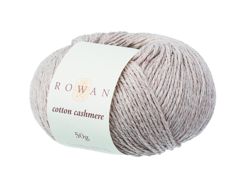 Rowan cotton cashmere 211