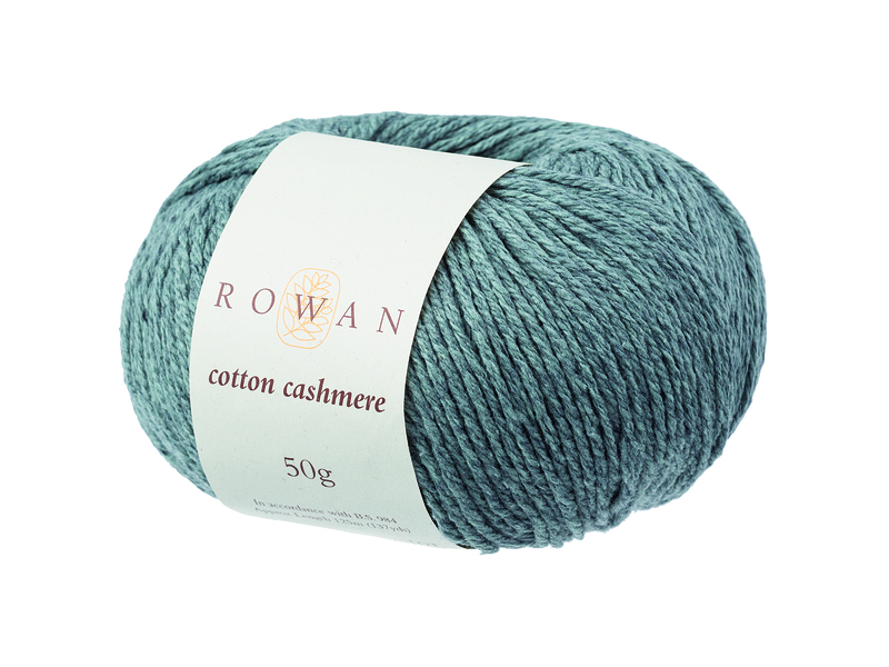 Rowan cotton cashmere 218