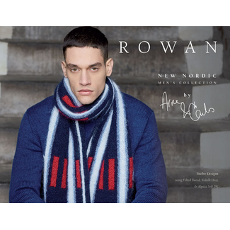 Rowan New Nordic Men`s Collection by Arne & Carlos