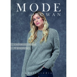 Mode at Rowan - Cashmere Tweed - 4 Projekte