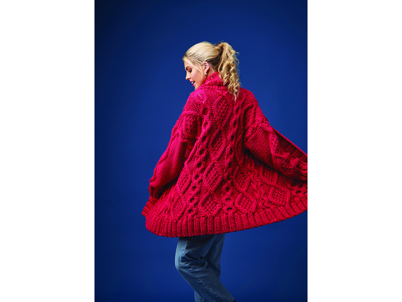 Rowan Big Wool Brights - 4 Projekte