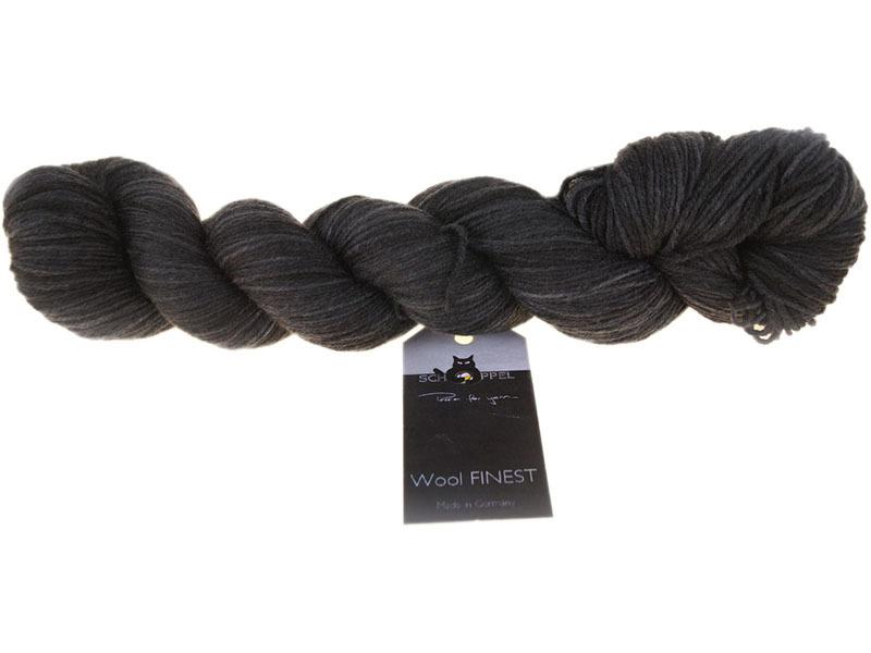 Wool Finest 100g Wolle von Schoppel Farbe 2282 Nachtfalter